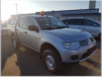 Mitsubishi Pajero Pick up Work Edition Double Cab 4WD 2,5 DID bei Kölbl GmbH in