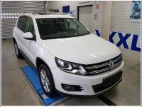 VW Tiguan 2,0 TDI Sky BMT DPF bei HWS || Kölbl GmbH in