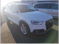 Audi Q3 2,0 TDI quattro Daylight bei HWS || Kölbl GmbH in
