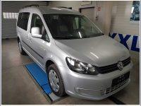 VW Caddy Kombi Maxi Trendline BMT 1,6 TDI DPF bei HWS || Kölbl GmbH in