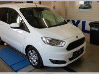 Ford Tourneo Courier 1,5 TDCi Start/Stop Trend bei HWS || Kölbl GmbH in