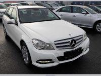 Mercedes-Benz C 180 T CDI A-Edition BlueEfficiency bei HWS || Kölbl GmbH in