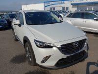 Mazda CX-3 G120 Revolution bei HWS || Kölbl GmbH in