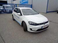 VW e-Golf (mit Batterie) bei HWS || Kölbl GmbH in