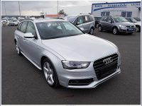 Audi A4 Avant 2,0 TDI Fleet Aut. bei HWS || Kölbl GmbH in