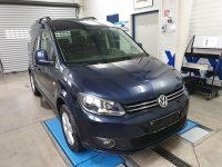 VW Caddy Kombi Comfortline BMT 2,0 TDI DPF bei HWS || Kölbl GmbH in