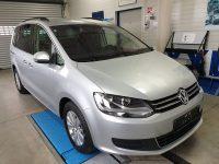 VW Sharan Comfortline BMT 2,0 TDI DPF DSG bei HWS || Kölbl GmbH in