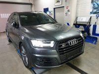 Audi SQ7 4,0 TDI quattro Tiptronic bei HWS || Kölbl GmbH in