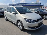 VW Sharan Highline BMT 2,0 TDI DPF DSG bei HWS || Kölbl GmbH in