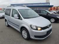VW Caddy Kombi Family BMT 1,6 TDI DPF bei HWS || Kölbl GmbH in