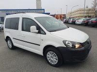 VW Caddy Kombi Family BMT 1,6 TDI DPF bei HWS || Kölbl GmbH in