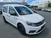 VW Caddy Kombi Family 2,0 TDI 4MOTION bei HWS || Kölbl GmbH in