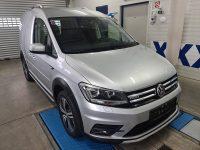 VW Caddy Kastenwagen 2,0 TDI Alltrack bei HWS || Kölbl GmbH in