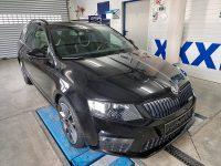 Skoda Octavia Combi RS 2,0 TDI bei Kölbl GmbH in