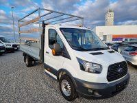 Ford Transit Pritsche 2,0 TDCi L3H1 350 Ambiente bei Kölbl GmbH in