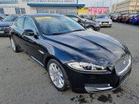 Jaguar XF 2,2 Diesel Luxury bei Kölbl GmbH in