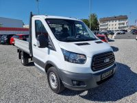 Ford Transit Pritsche 2,0 TDCi L5H1 350 Ambiente bei Kölbl GmbH in
